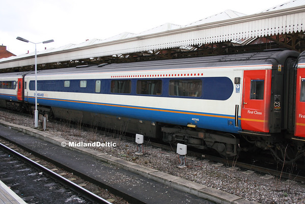 BR Mark 3 Rolling Stock