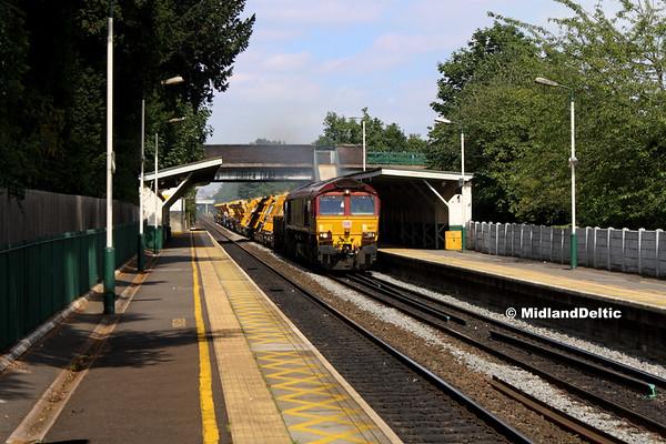 Beeston (Rail), 25-07-2017