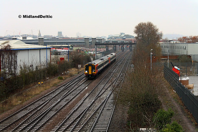 158863+158857, Castle Bridge Rd Nottingham, 09-01-2018
