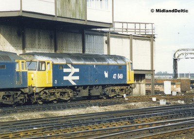 47649, Manchester Victoria, 1987?