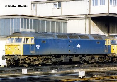 47051, Manchester Victoria, 1987?
