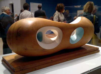 London & the Barbara Hepworth Exhibiion