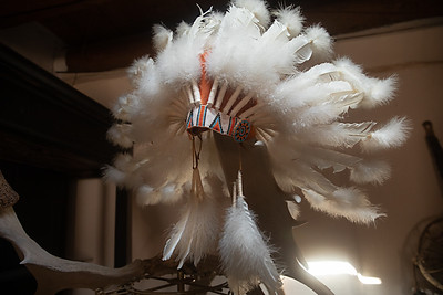Head Dress - Taos Pueblo