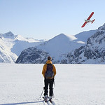 Alaska Ski Mountaineering : Remote, stunning, diverse, and magical, are just a few adjectives that we've come up with to describe the Neacola Mountains. Located approximately 120 air-miles west/southwest of Anchorage, the Neacola Mountains comprise the southernmost portion of the massive Alaska Range. They have been best described as a heavily glaciated version of Washington's North Cascades.  At roughly 150 square miles in size, this small portion of Lake Clark National Park offers some of the finest ski touring and ski mountaineering potential in the entire state of Alaska.  What's even more enticing is the fact that the Neacolas have seen very little in the way of skiing or climbing activity. Given the latitude, these relatively low elevation mountains provide excellent skiing with great snow quality on a variety of terrain within easy touring of our base camps. Another great thing about the lower elevations is that it much easier to reach the top of the peaks and passes without contending with altitude issues! This means great skiing within your grasp. Furthermore, there isn't a heli ski operation within many miles so it is just you and your guides and the spectacular skiing terrain of this pristine winter environment. Except for an occasional reference on the USGS topographic maps, most of the peaks and glaciers in the Neacola Mountains remain not only unskied but also unclimbed and unnamed.  Want to avoid the crowds, ski big new lines, and experience wilderness live you've never seen?  Join us in 2012 for this trip of a lifetime!  Visit this trip on our website at http://www.alaskaalpineadventures.com/trips/alaska-ski-mountaineering