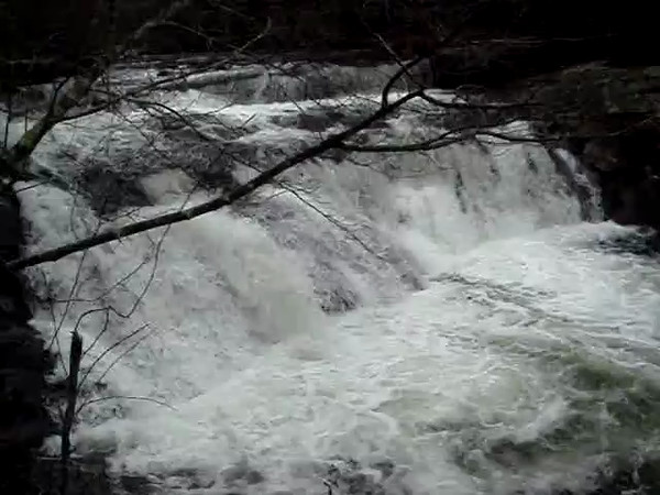 VIDEO  Bald River Falls