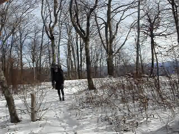 VIDEO  Hiking Out of Naked Ground
