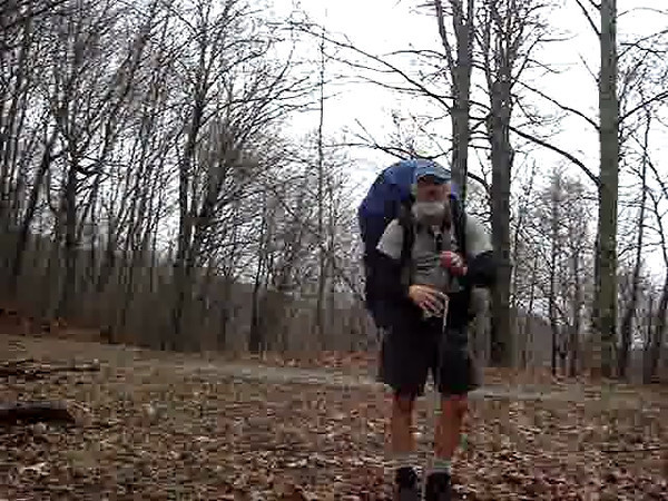 VIDEO South Fork Hump to Cold Gap
