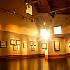 San Angelo Museum of Fine Arts, great light in here.