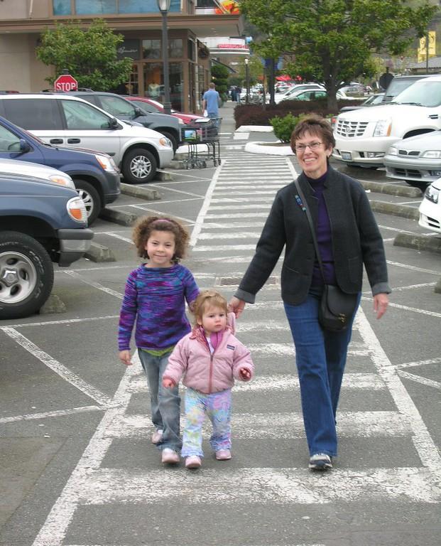 Trip to Seattle - March/April 2007