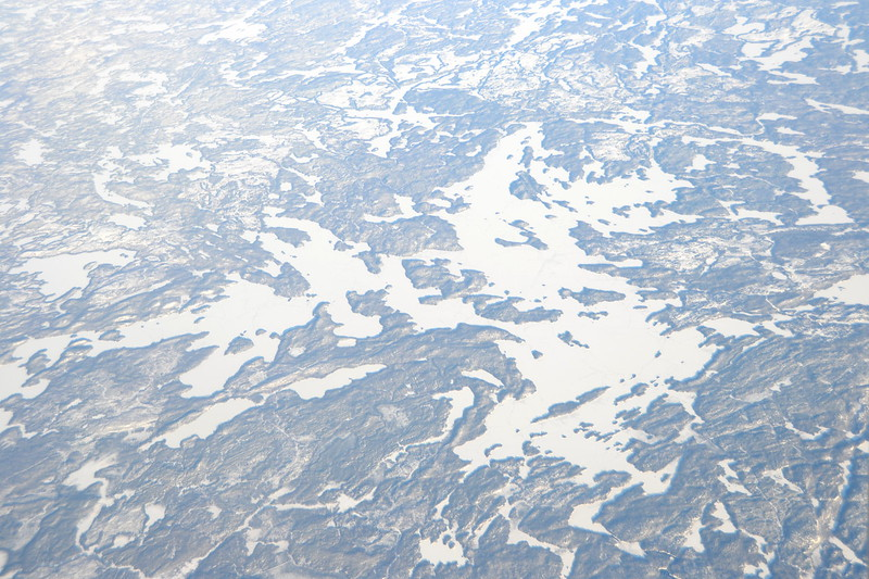 Aerial - Canadian Shield
