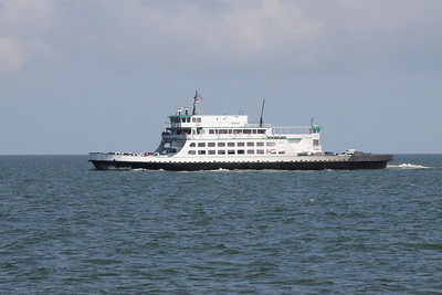 Ferry to Pea Island