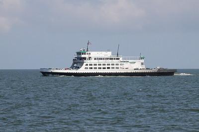 Ferry to Pea Island
