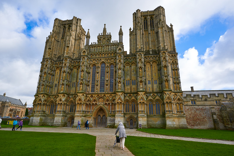 Trip to Wells with Marguerite