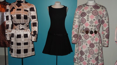 Some of the Expo 67 Fashion at McCord Museum