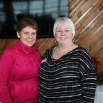Susie Gravatte and Pru Radcliffe.