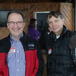 John Blim and Larry Ledford.