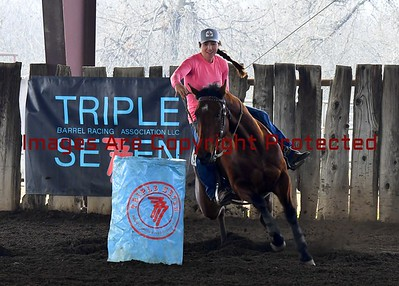 Triple Seven 2 Queens Birthday Barrel Race El  Nido 1/26/19