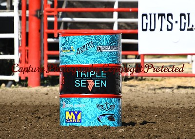 Triple Seven 2018 Barrel Racing  Finals Aug. 3rd. 4th. and 5th.