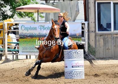 Triple Seven Barrel Race At Diamond Bar Arena 5/20/18