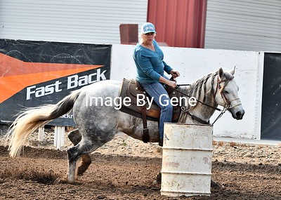 Triple Seven Barrel Race At RD Ranch Turlock, CA  11/10/18