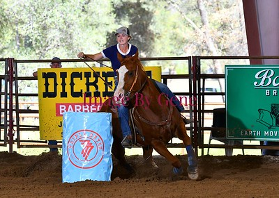 Triple Seven Barrel Racing At Ione, CA 10/6/18