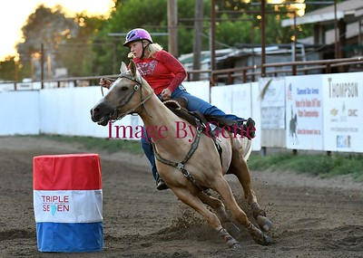 Triple Seven Golden Opportunity Barrel Race June 21-22 At Diamond Bar Arena 2019