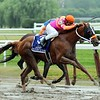 Ruler On Ice wins the 2011 Belmont Stakes<br /> Dave W. Harmon