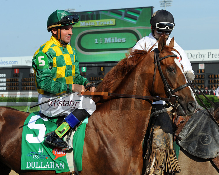 Dullahan<br /> © 2012 Rick Samuels/The Blood-Horse