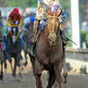 I'll Have Another, Mario Gutierrez up, wins the 138th Kentucky Derby<br /> © 2012 Rick Samuels/The Blood-Horse