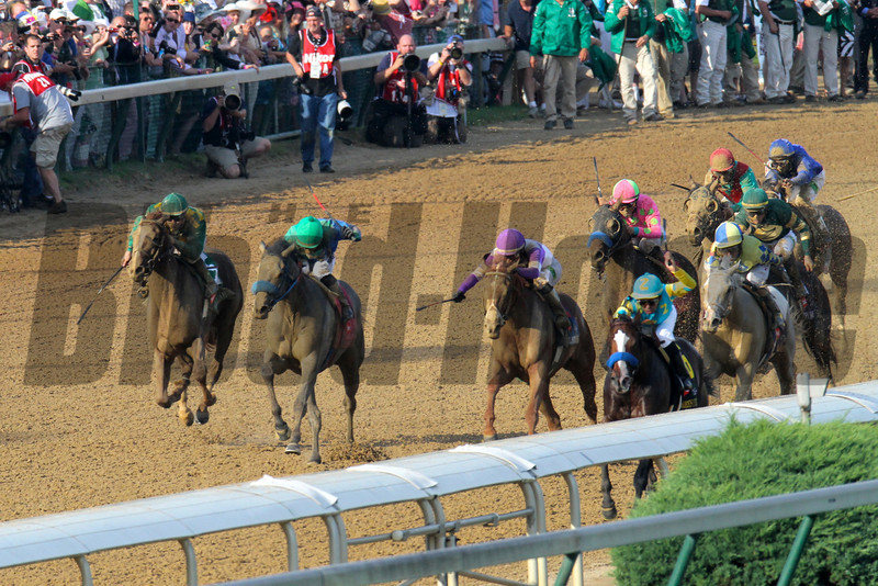 Kentucky Derby 138<br /> Photo by Crawford Ifland.