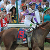 Mario Gutierrez and I'll Have Another after winning Kentucky Derby 138.<br /> Photo by Crawford Ifland.