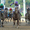 I'll Have Another, Mario Gutierez up, wins the 138th Kentucky Derby<br /> © 2012 Rick Samuels/The Blood-Horse