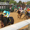 Bodemeister in the Kentucky Derby.<br /> Photo by Crawford Ifland.