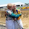 Lady Legends;  Zoe Cadman; PJ Cooksey;  Pimlico Race Track, Baltimore, MD 5/18/12, Photo by Mathea Kelley