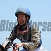 Vicky Baze, Ladies Jockey Challenge,  Pimlico Race Track, Baltimore, MD 5/18/12, Photo by Mathea Kelley