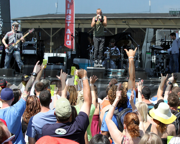 Mr. Greengenes performs at Pimlico Racecourse on May 19, 2012.