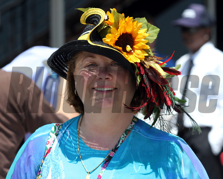 A Preakness at Pimlico Racecourse on May 19, 2012.
