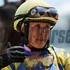Rosemary Homeister Jr, Ladies Jockey Challenge,  Pimlico Race Track, Baltimore, MD 5/18/12, Photo by Mathea Kelley