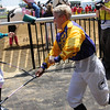 Lady Legends;  Zoe Cadman; PJ Cooksey;  Pimlico Race Track, Baltimore, MD 5/18/12, Photo by Mathea Kelley