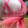 Pink was the theme for the day Friday at Pimlico...<br /> © 2012 Rick Samuels/The Blood-Horse