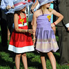 In the Preakness paddock...<br /> © 2012 Rick Samuels/The Blood-Horse