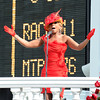 Churchill Downs, Louisville, KY photo by Mathea Kelley, Kentucky Derby 2012 5/5/12 I'll Have Another, Mario Gutierrez up, wins the Kentucky Derby, National Anthem, Mary J. Blige