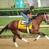 Gemologist at Churchill Downs.<br /> Photo by Mallory Haigh