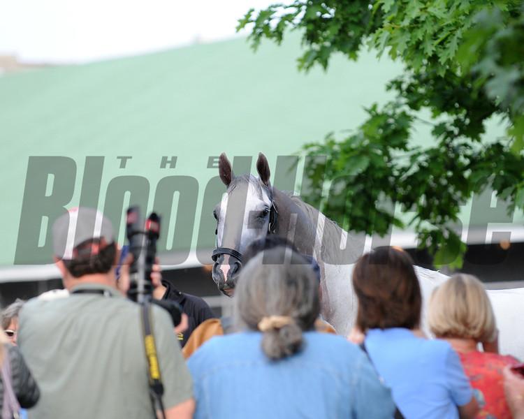Hansen bath<br /> Churchill Downs, Louisville, KY, Kentucky Derby 2012 5/3/12 <br /> Photo by Mathea Kelley