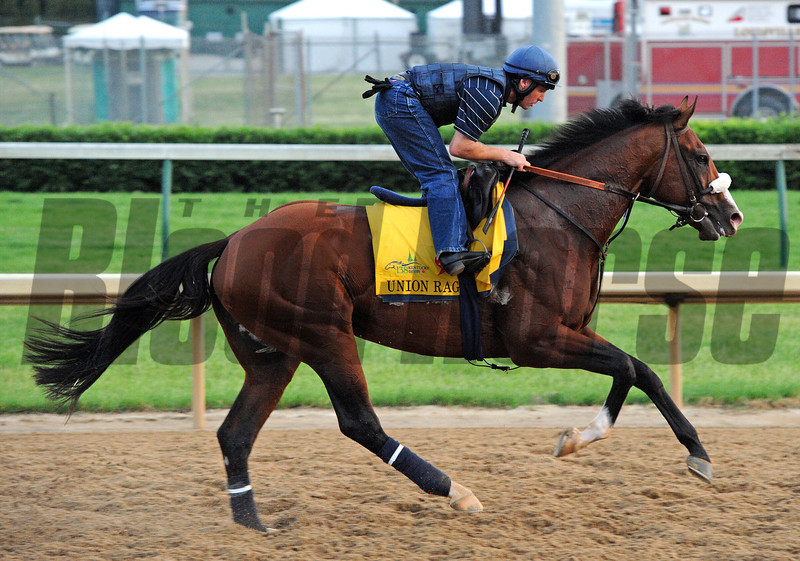 Union Rags<br /> © 2012 Rick Samuels/The Blood-Horse