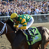 Palace Malice wins the 2013 Belmont Stakes.<br /> Coglianese Photos