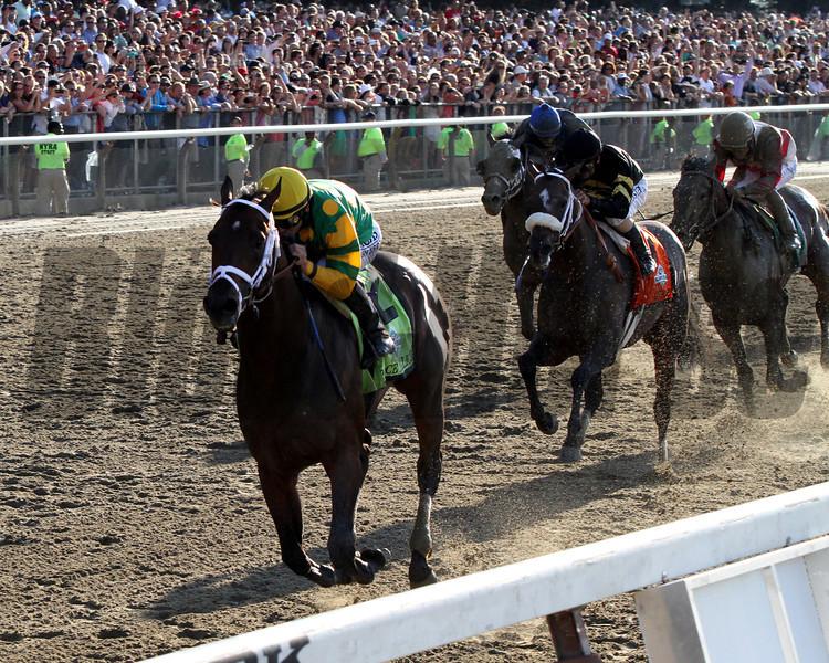Palice Malice Belmont Stakes Chad B. Harmon