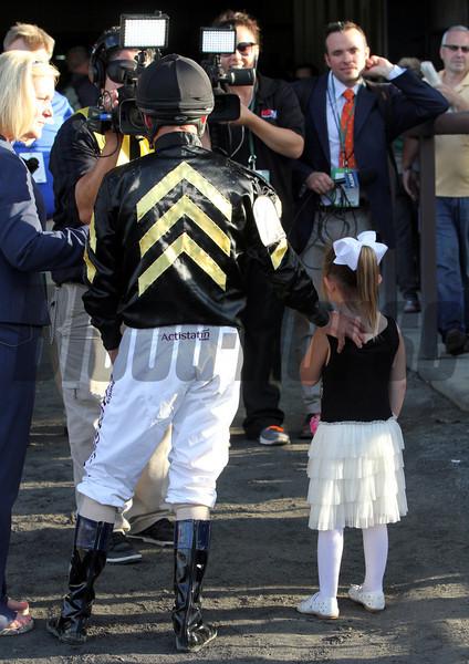 Gary Stevens Belmont Stakes Chad B. Harmon