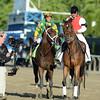 Palace Malice wins the 2013 Belmont Stakes.<br /> Coglianese Photos/Joe Labozzetta