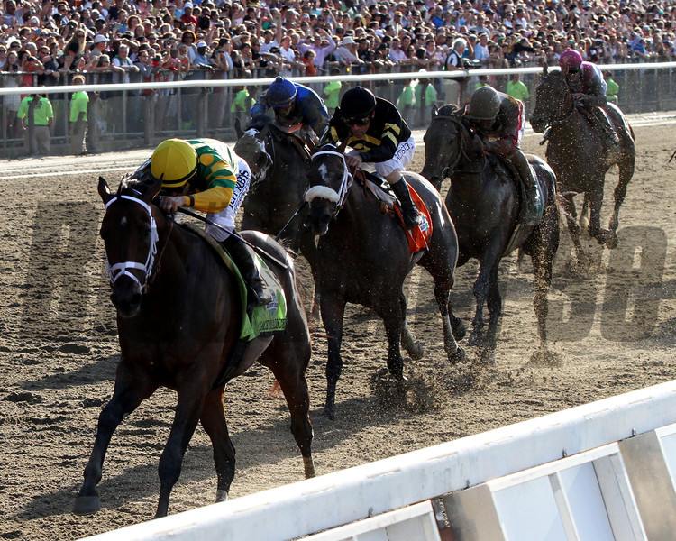 Belmont Stakes Top 4 Finishers